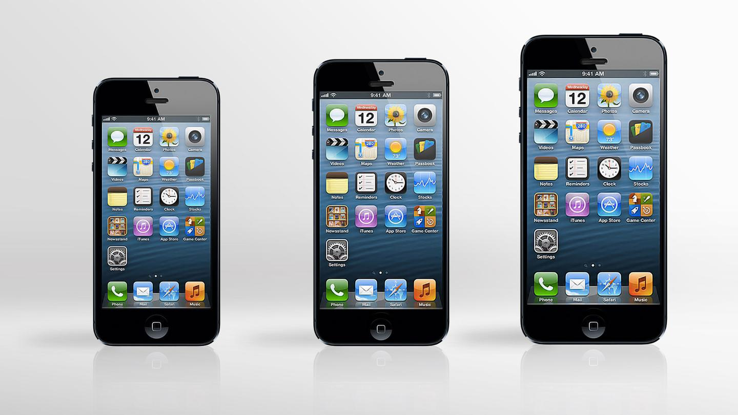 Selling the iPhone in multiple screen sizes could be the best thing that ever happened to Apple's handset