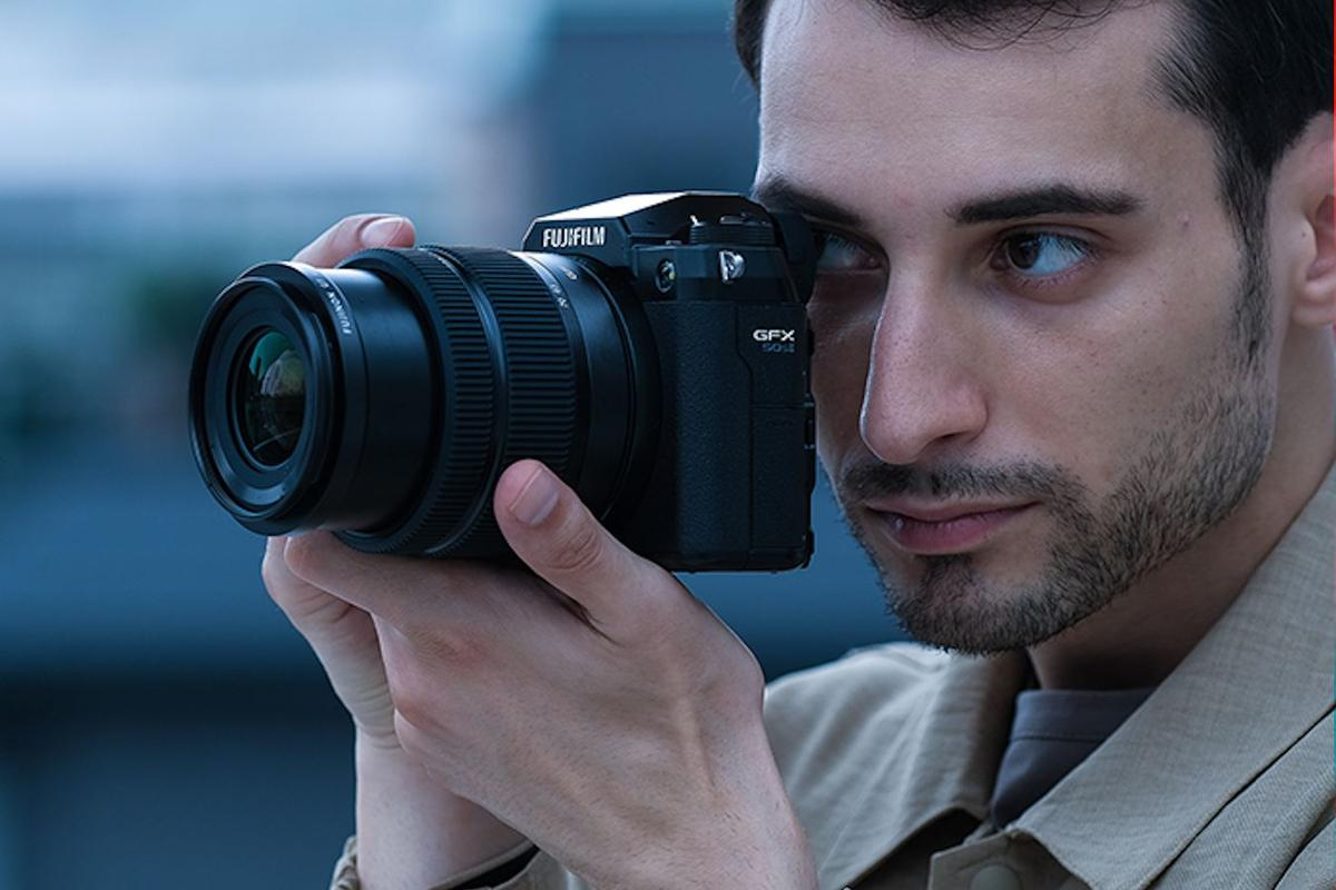 The GFX50S II launches for a relatively low retail price of just under four grand