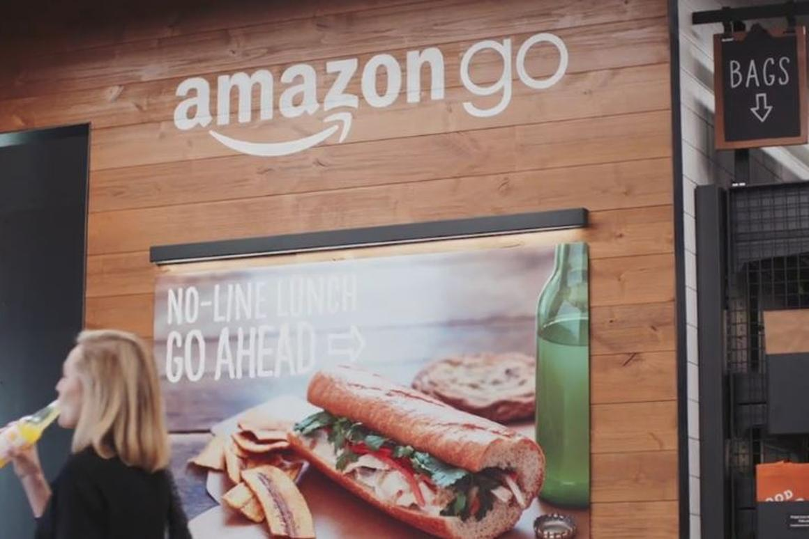 Amazon Go, the company's line-less convenience store, automatically charges your Amazon account for whatever you take