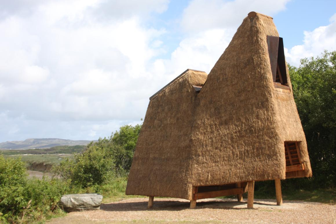 Jeffry's House, by architect Thomas O'Brien and artist Emily Mannion (Photo: Emily Mannion/Thomas O'Brien)