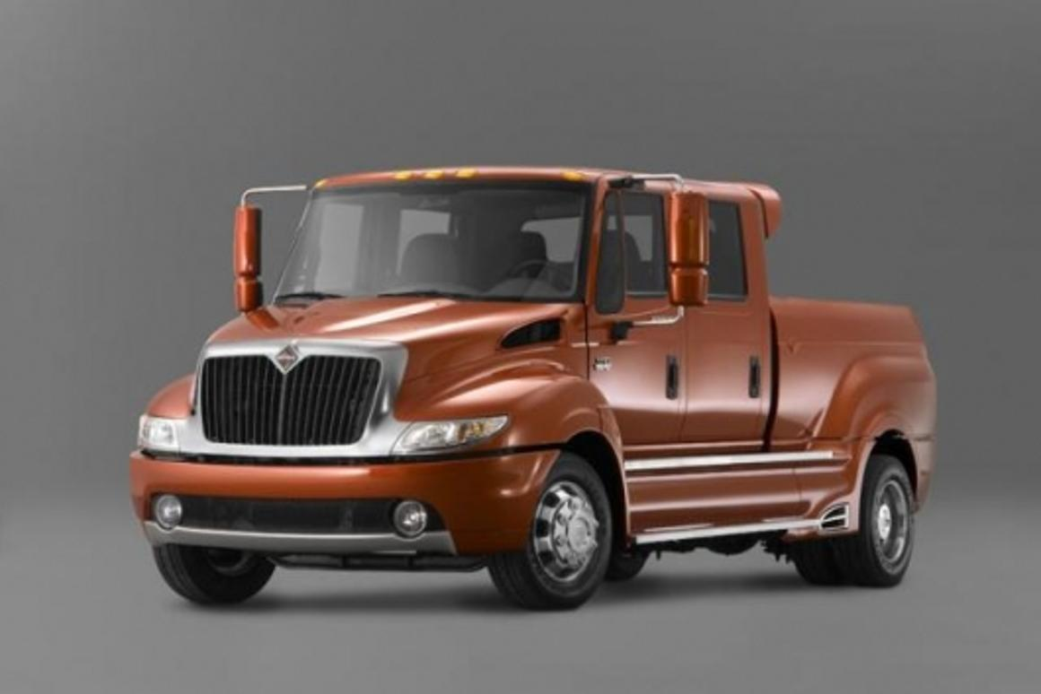 World's Largest Pickup Truck spawns an entire family