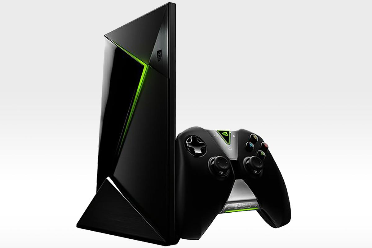 The Shield is a Tegra X1-powered Android TV console from Nvidia