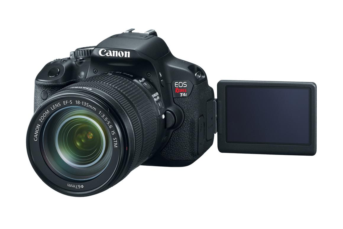 Canon has unveiled its new flagship Rebel DSLR camera, with sensor-based Hybrid AF, multi-touch LCD panel and the latest DIGIC image processor