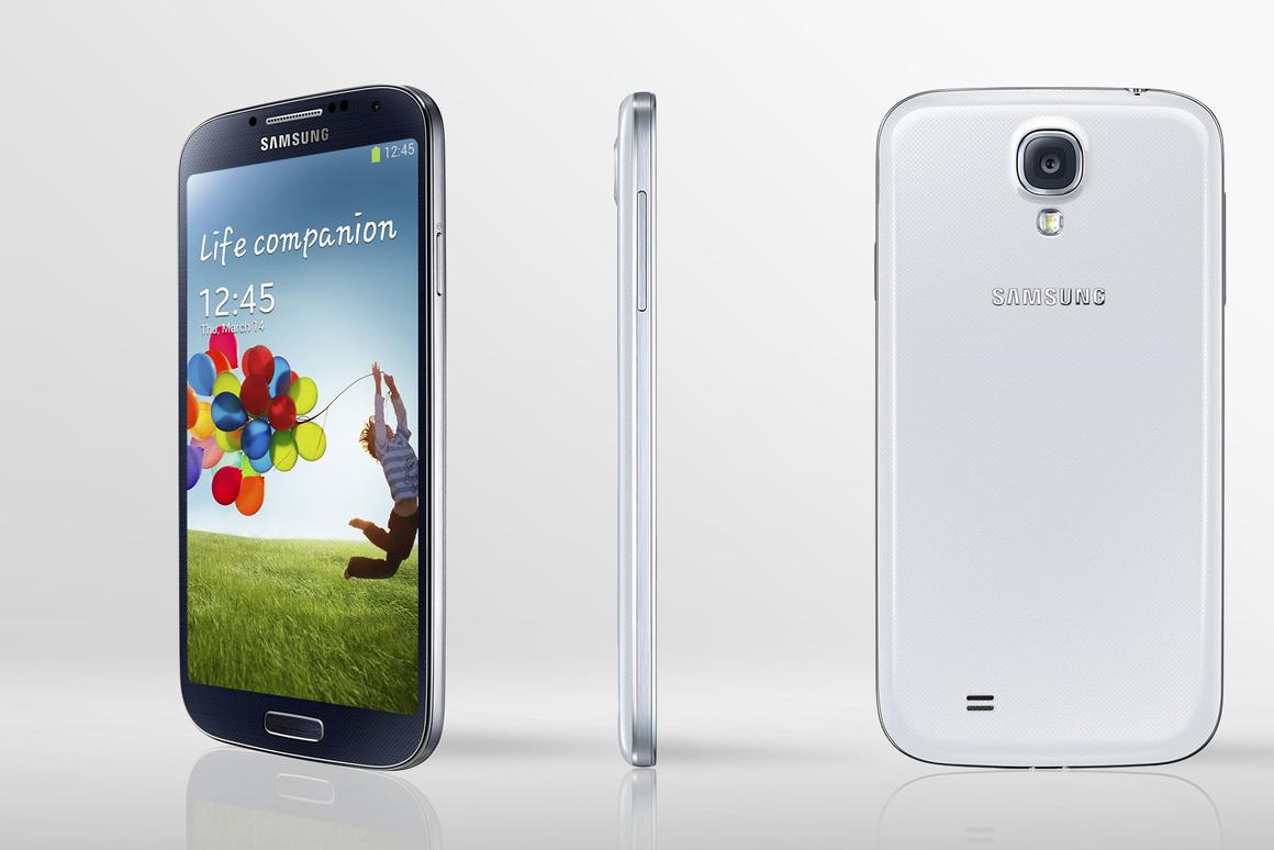 Samsung pulled back the curtain on its new flagship, the Galaxy S4