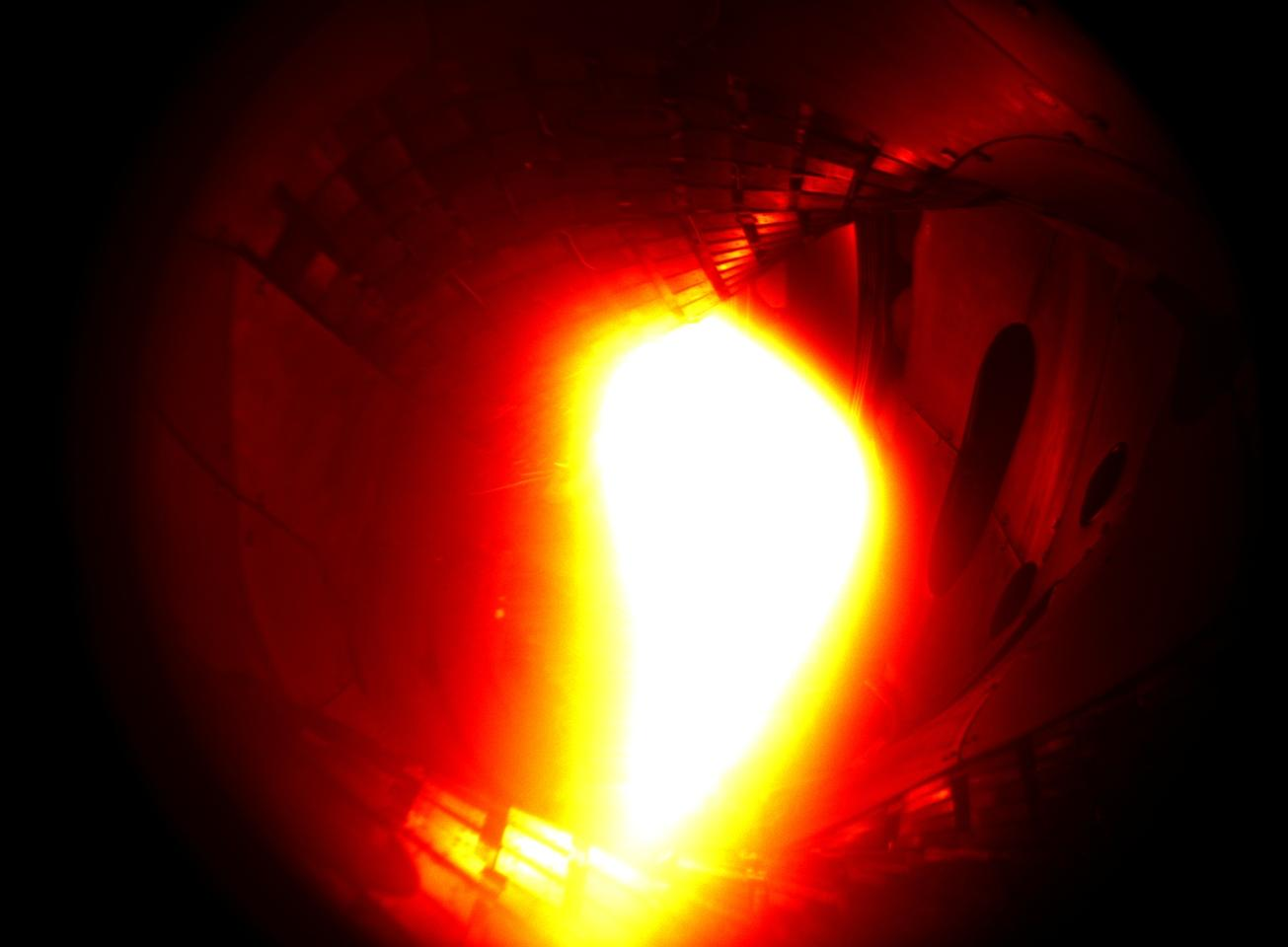 The first plasma produced by the Wendelstein 7-X stellarator in 2015