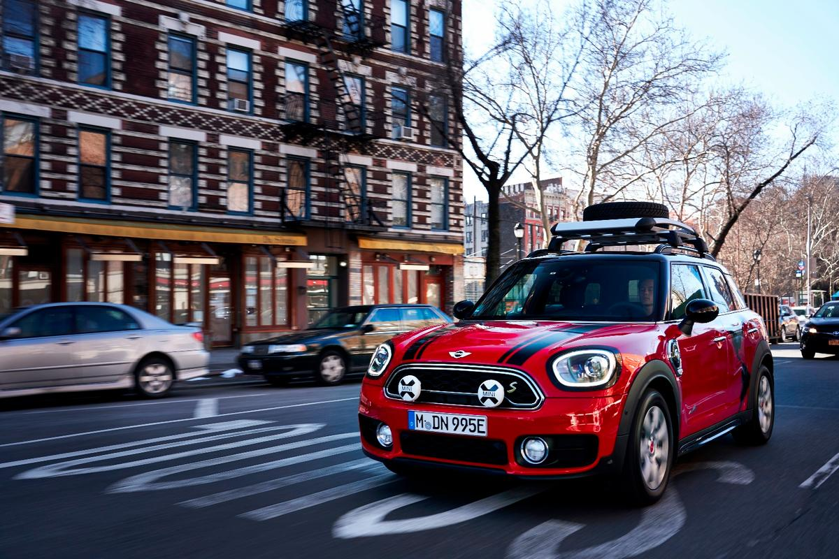 Mini prepares to travel across North and South America