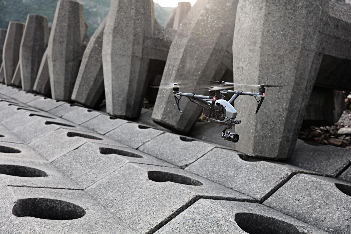 DJI Inspire 2:the most advanced all-in-one, pro-grade aerial camera platform on the market