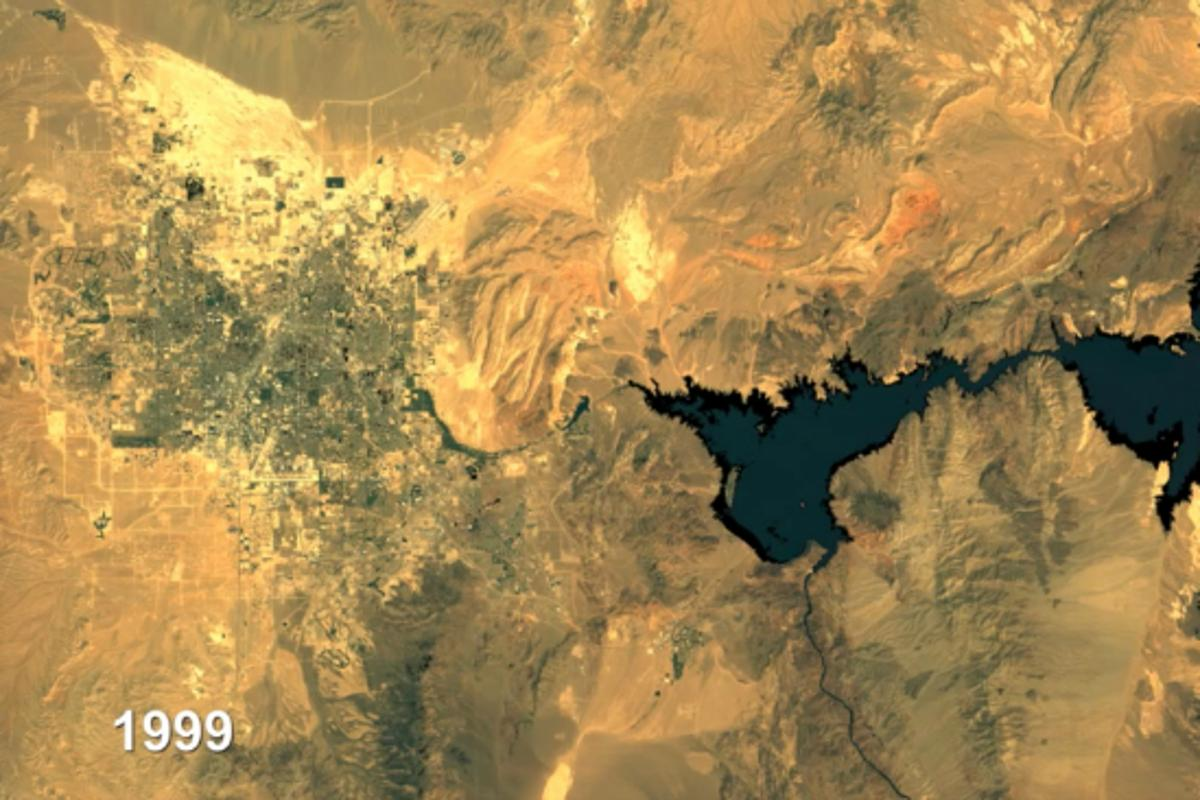 Using NASA Landsat imagery, Google Earth Engine now allows users to view fully interactive time-lapses spanning up to 13 years