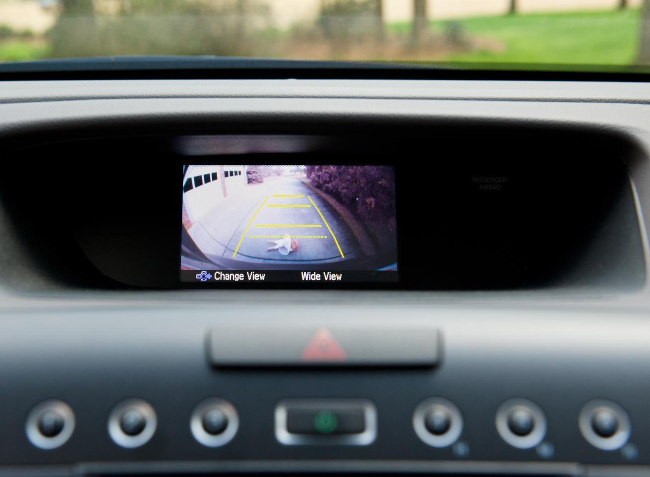 Rearview camera systems will be mandatory on new vehicles in the US from May 2018 (Photo: Shutterstock)