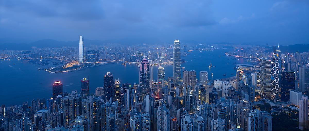 Kohn Pedersen Fox (KPF) designed the International Commerce Centre, the 10th tallest skyscraper in the world