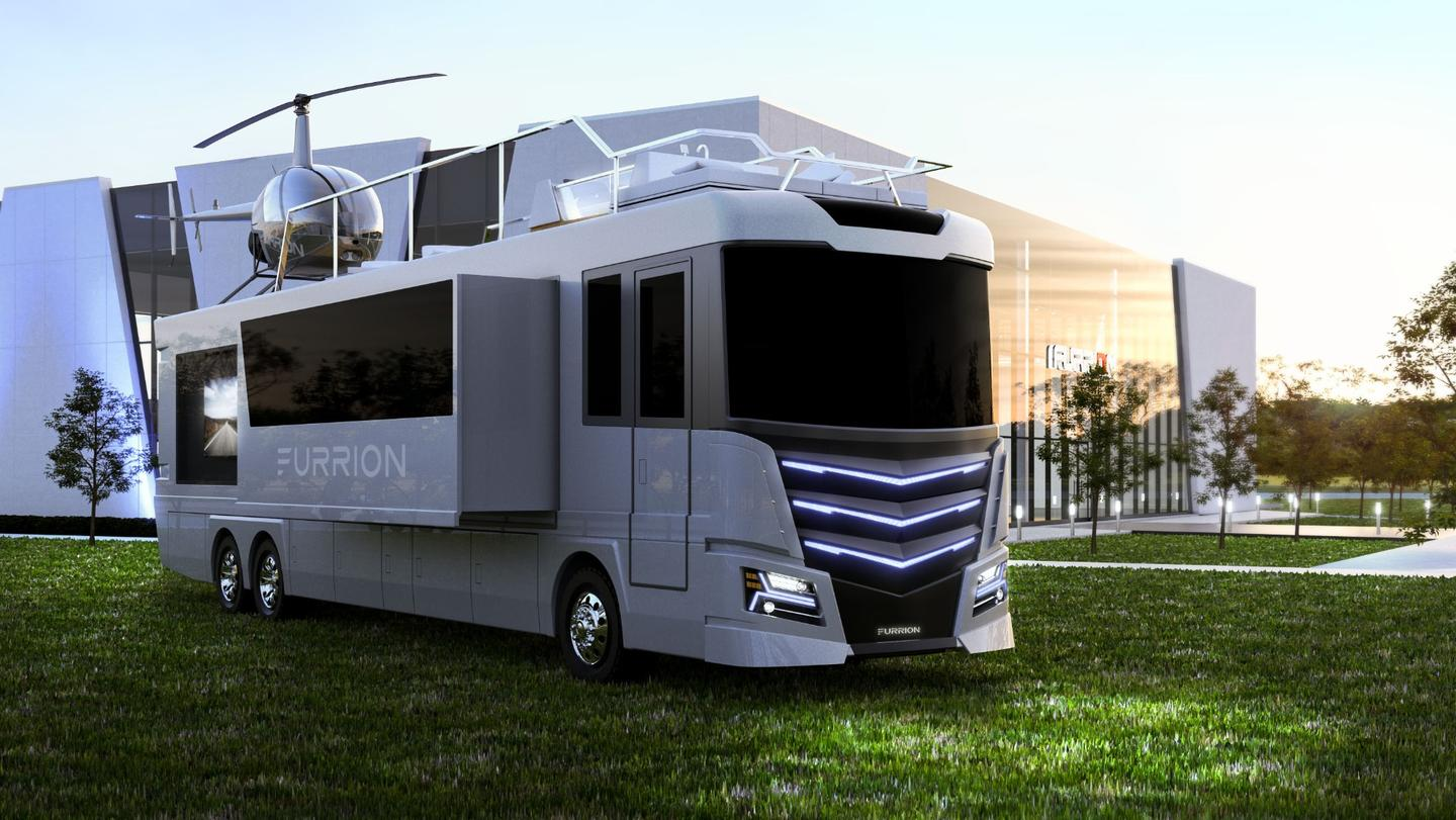 9 amazing camper concepts foreshadowing cushier RV life in the 2020s