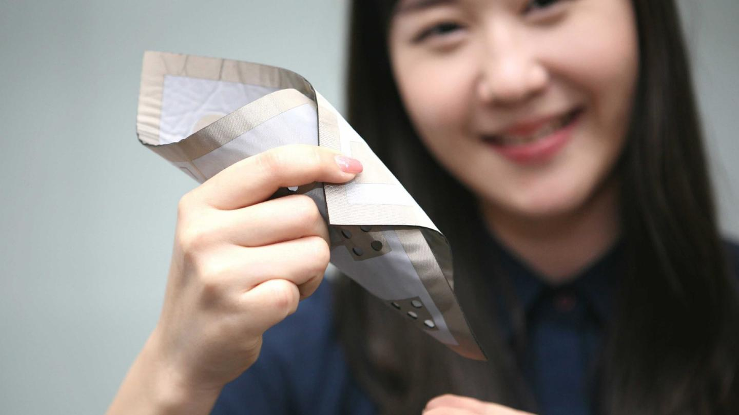 LG Innotek reports that the sensor can withstand being sat on 100,000 times
