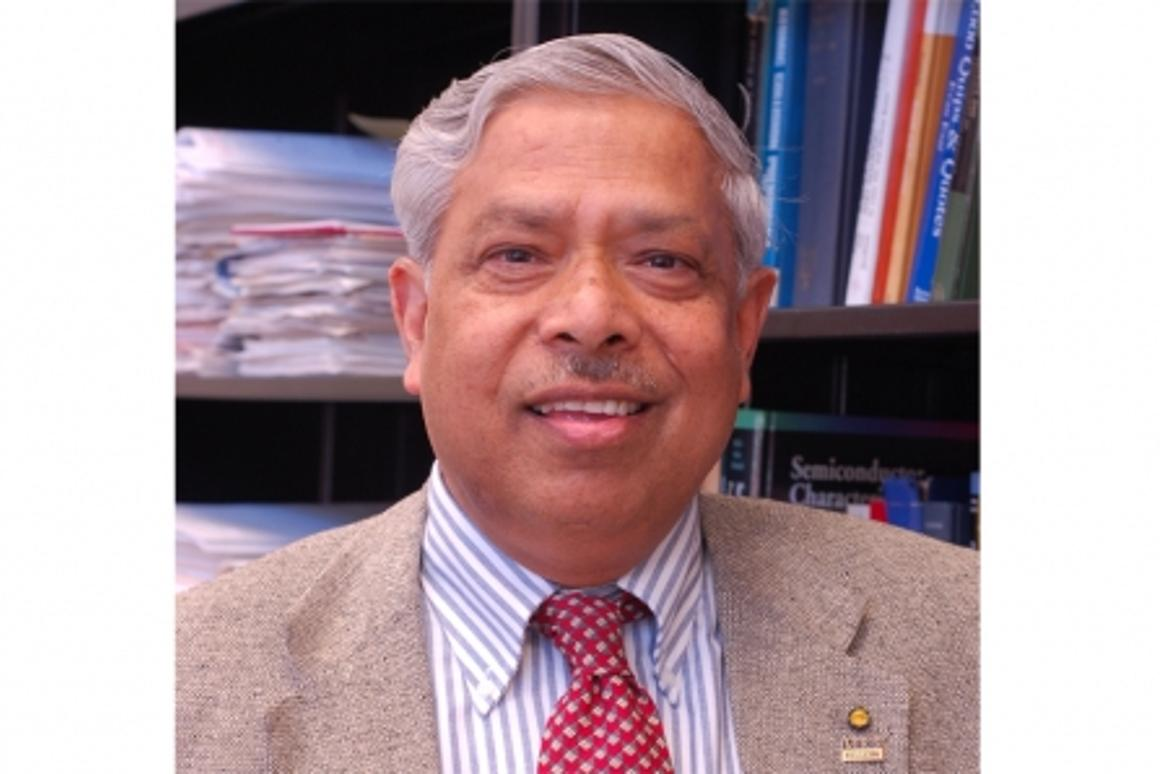 Lead researcher of the new material, Dr. Jagdish Narayan