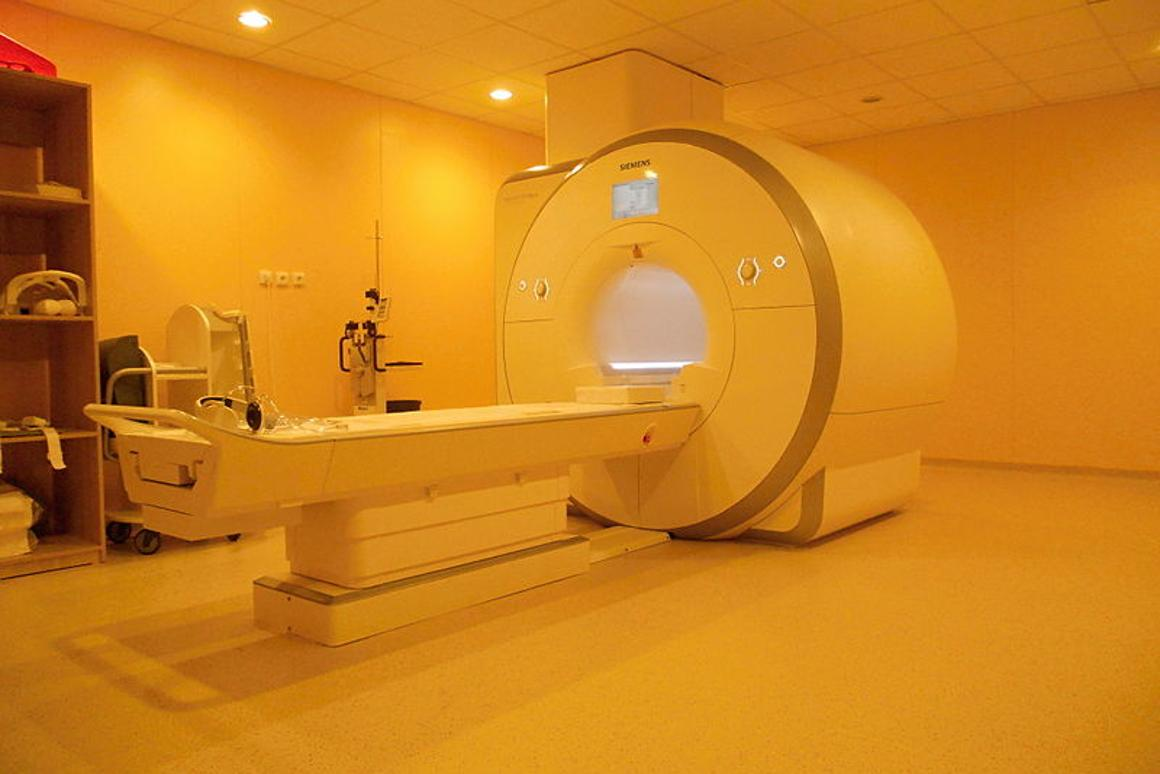 An algorithm developed by MIT promises to significantly reduce MRI scan time (Photo: Tomas Vendis)