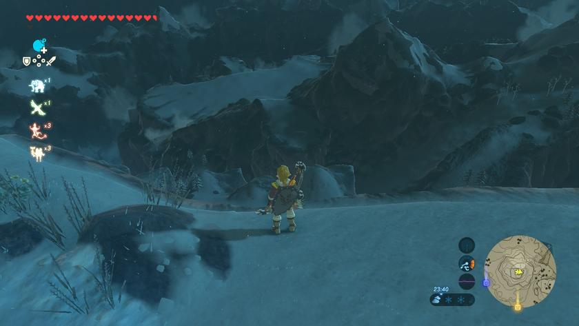 How to complete the Bird in the Mountains shrine quest in
