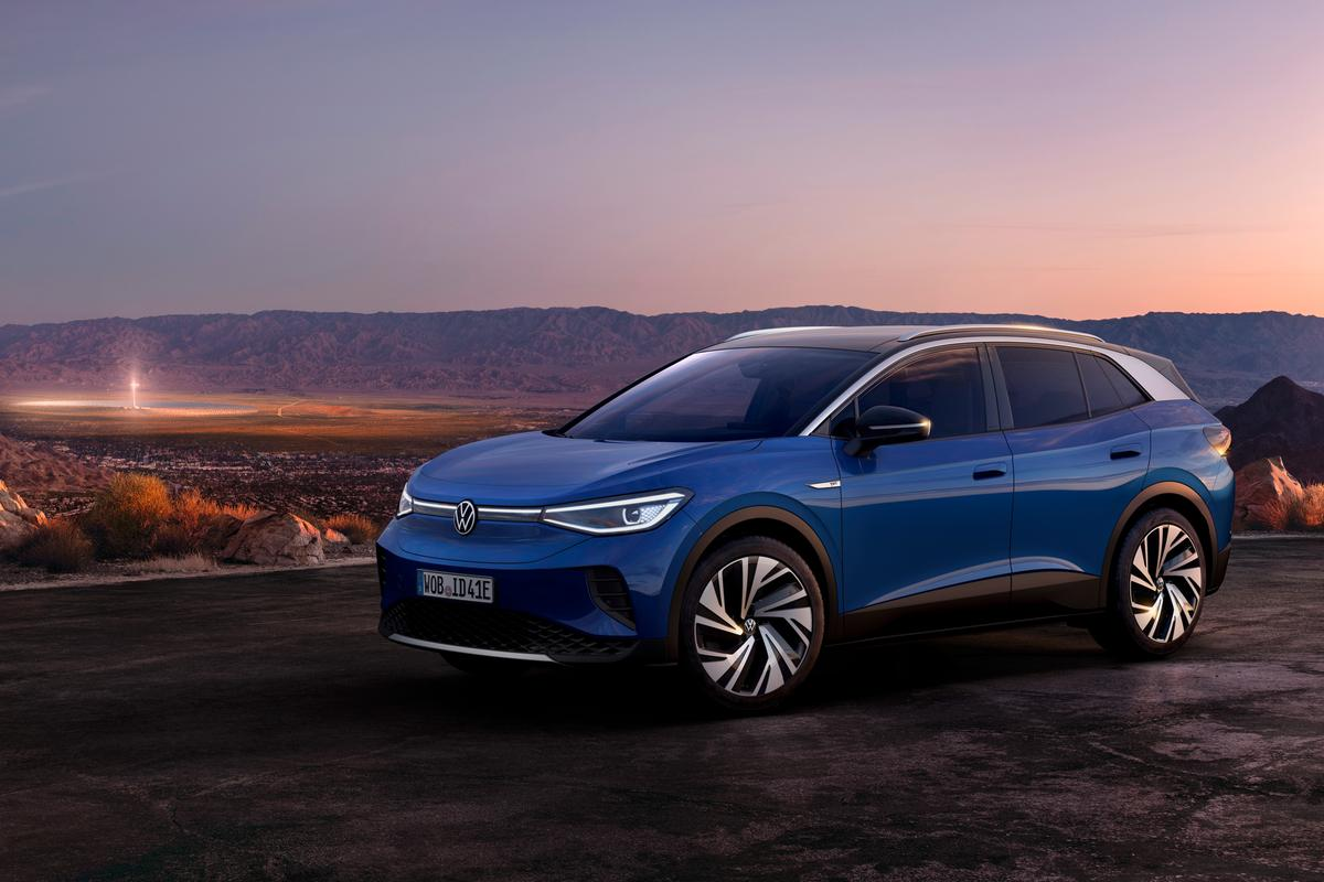 The Volkswagen ID.4 will launch in early 2021