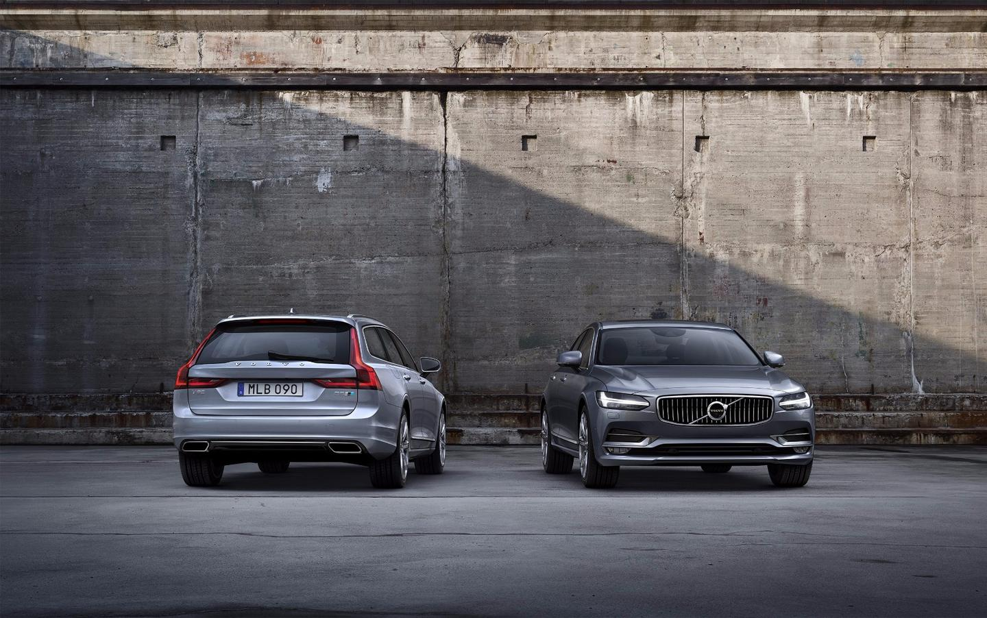 The S90 and V90 Polestars get throttle response, gear speed and precision, and engine performance upgrades