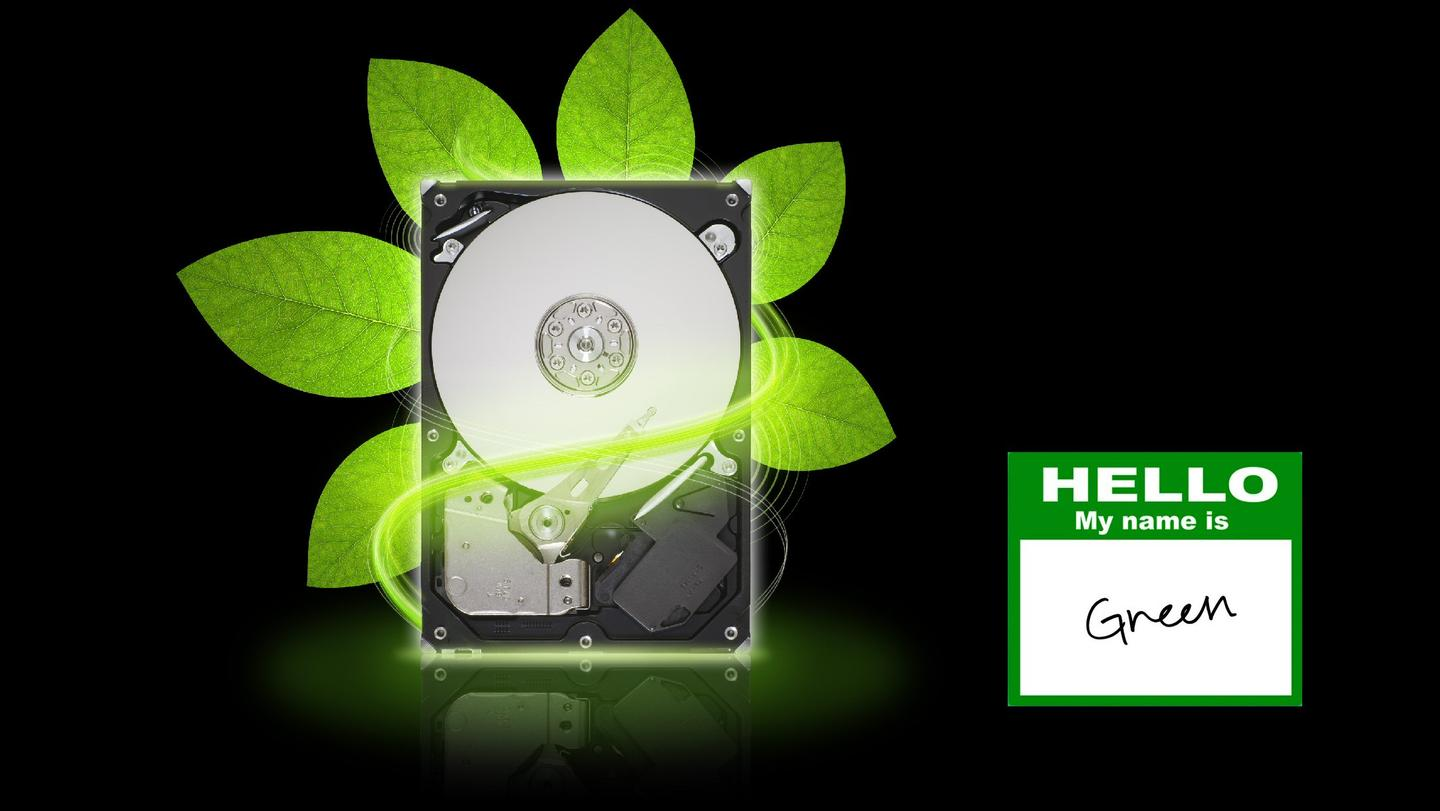 Seagate's Barracuda Green hard drives benefit from cool and quiet operation, SmartAlign technology and are said to be the industry's highest-performance eco-friendly 3.5-inch desktop drives