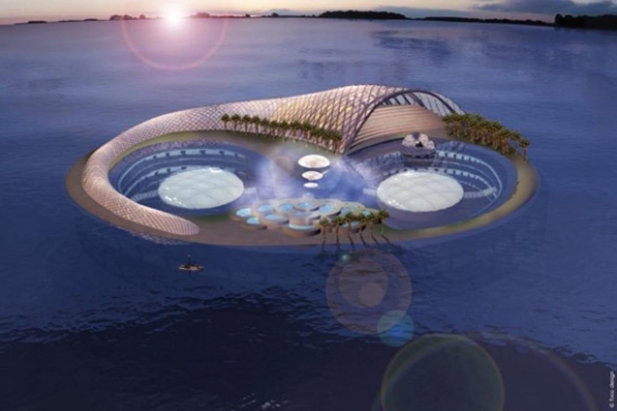 The Hydropolis underwater hotelPhoto: Design Build Network
