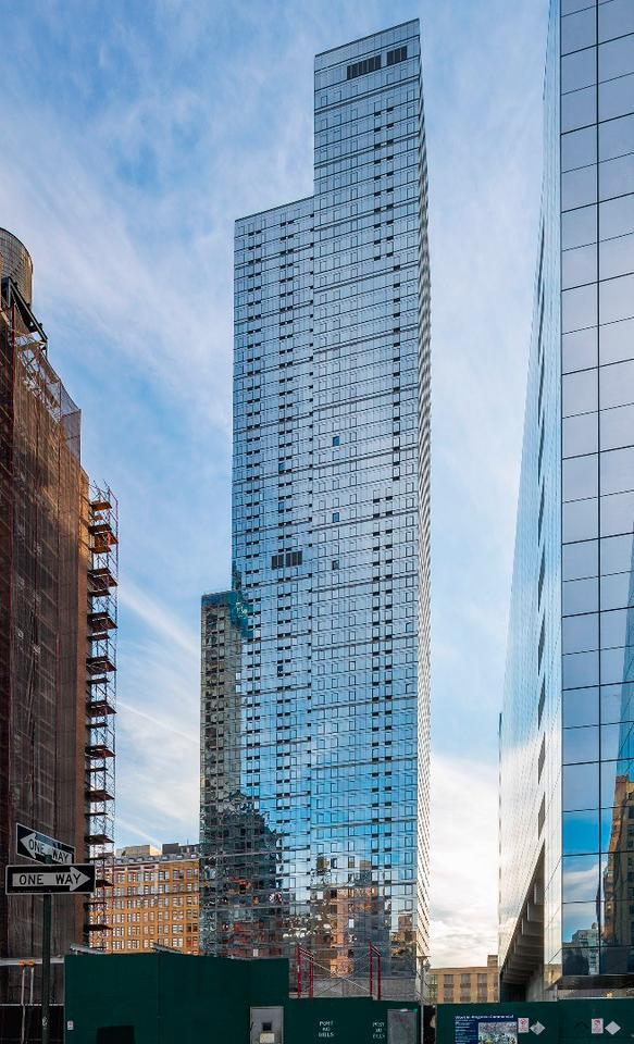 3 Manhattan West inNew York City, by SOM
