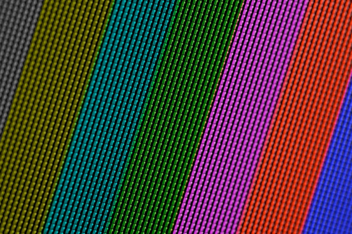 Researchers at UCF have developed a system that can tune individual subpixels to emit RGB colors, effectively increasing the resolution of displays threefold