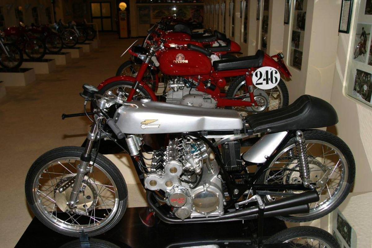 The only Ducati 125/4 ever to exist is set to become one of the most valuable motorcycles ever sold at auction
