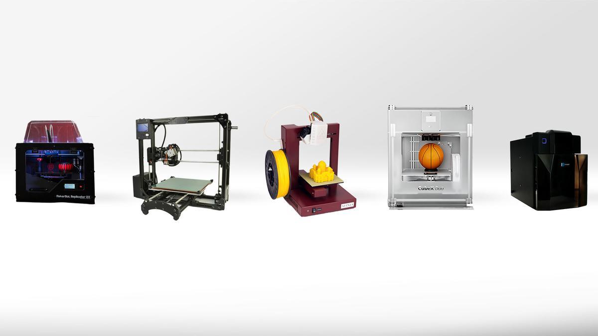 2013 3D Printer Comparison Guide