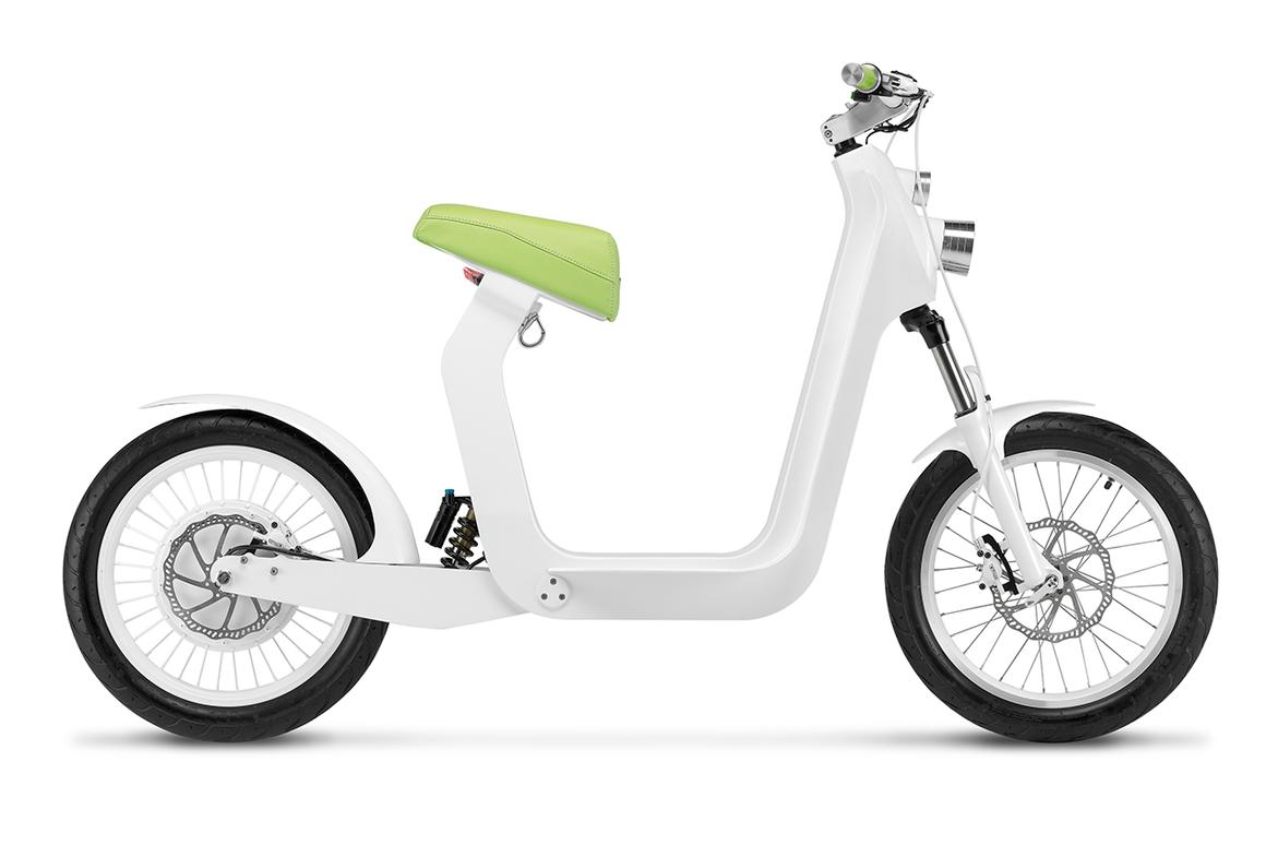 The Xkuty One electric scooter