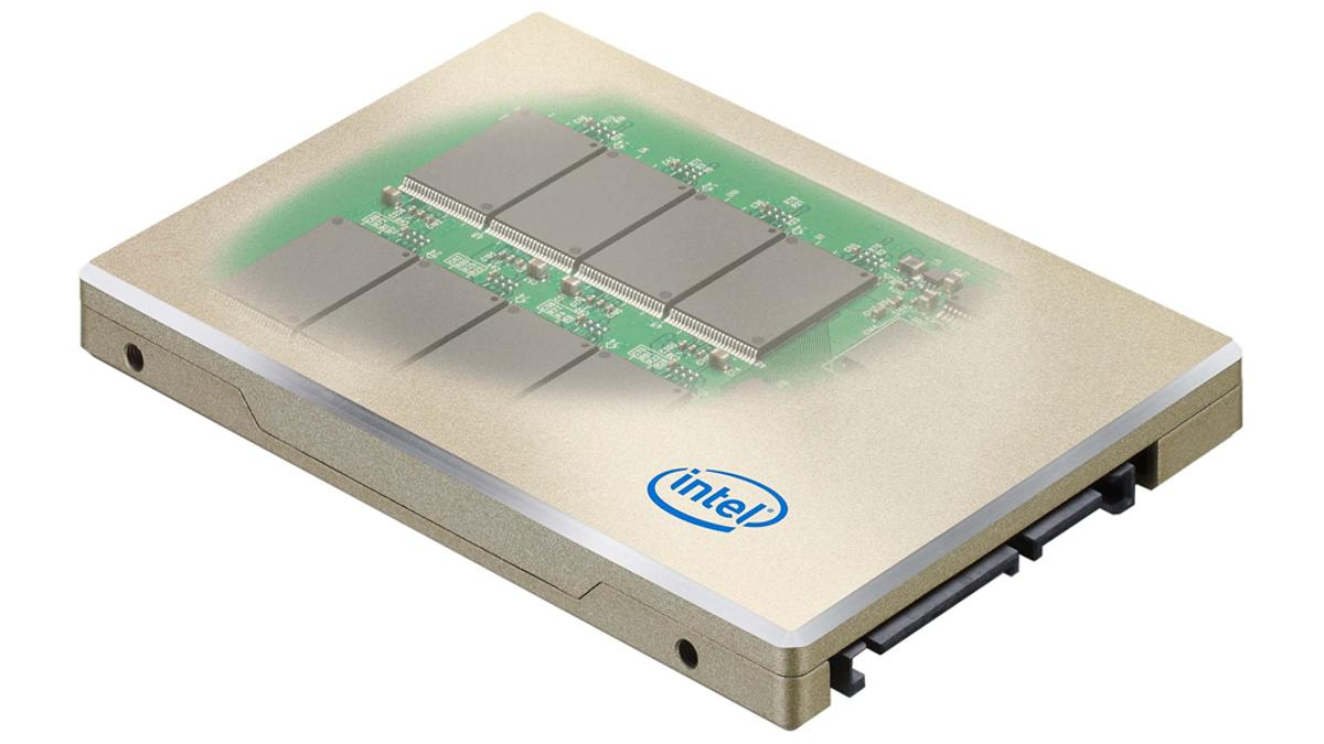 The Intel SSD 510 Series solid-state drive