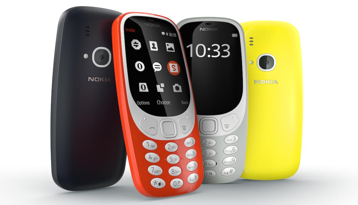 HMD Global has outlined the details of the new Nokia 3310