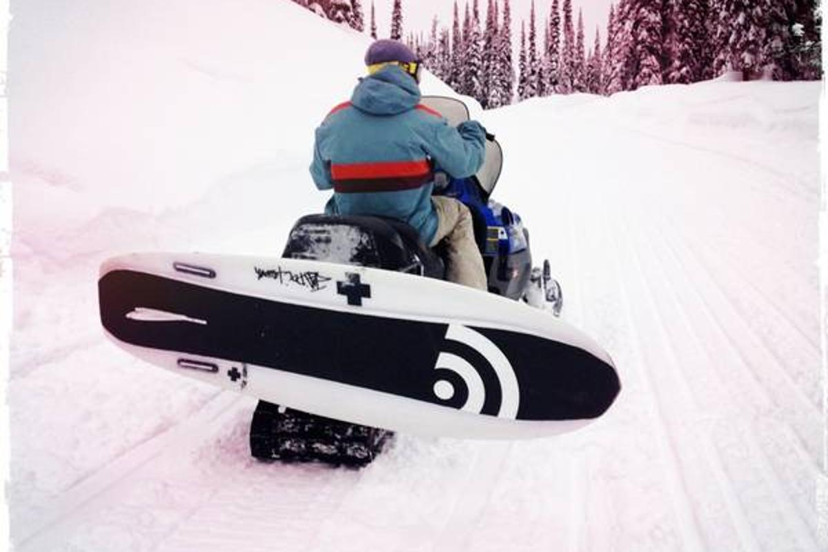 Nelson, BC provides the ultimate powder testing grounds