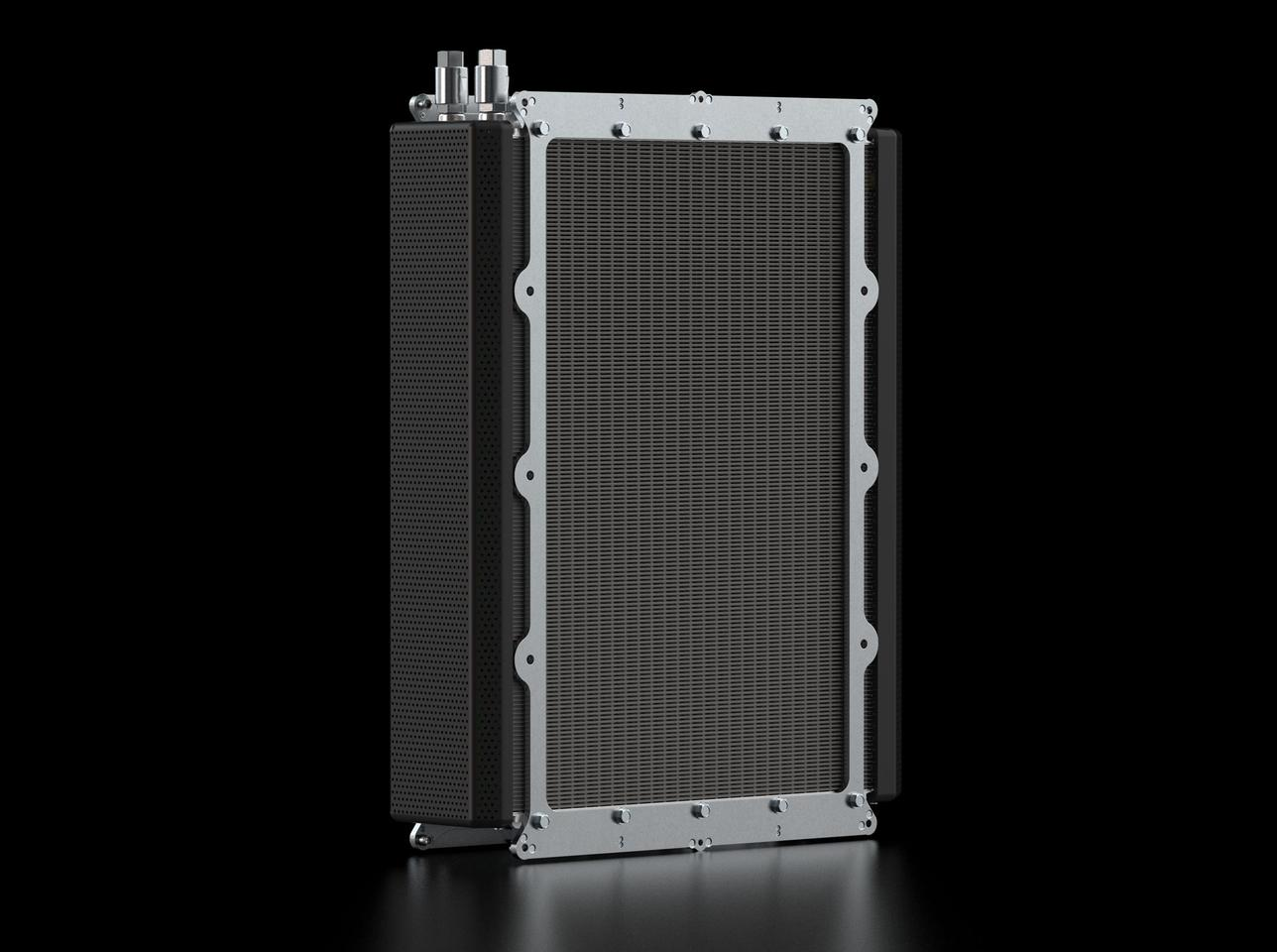 German company BASF and hydrogen fuel cell specialists HyPoint are partnering on a new proton exchange membrane that is expected to boost fuel cell power by 50%