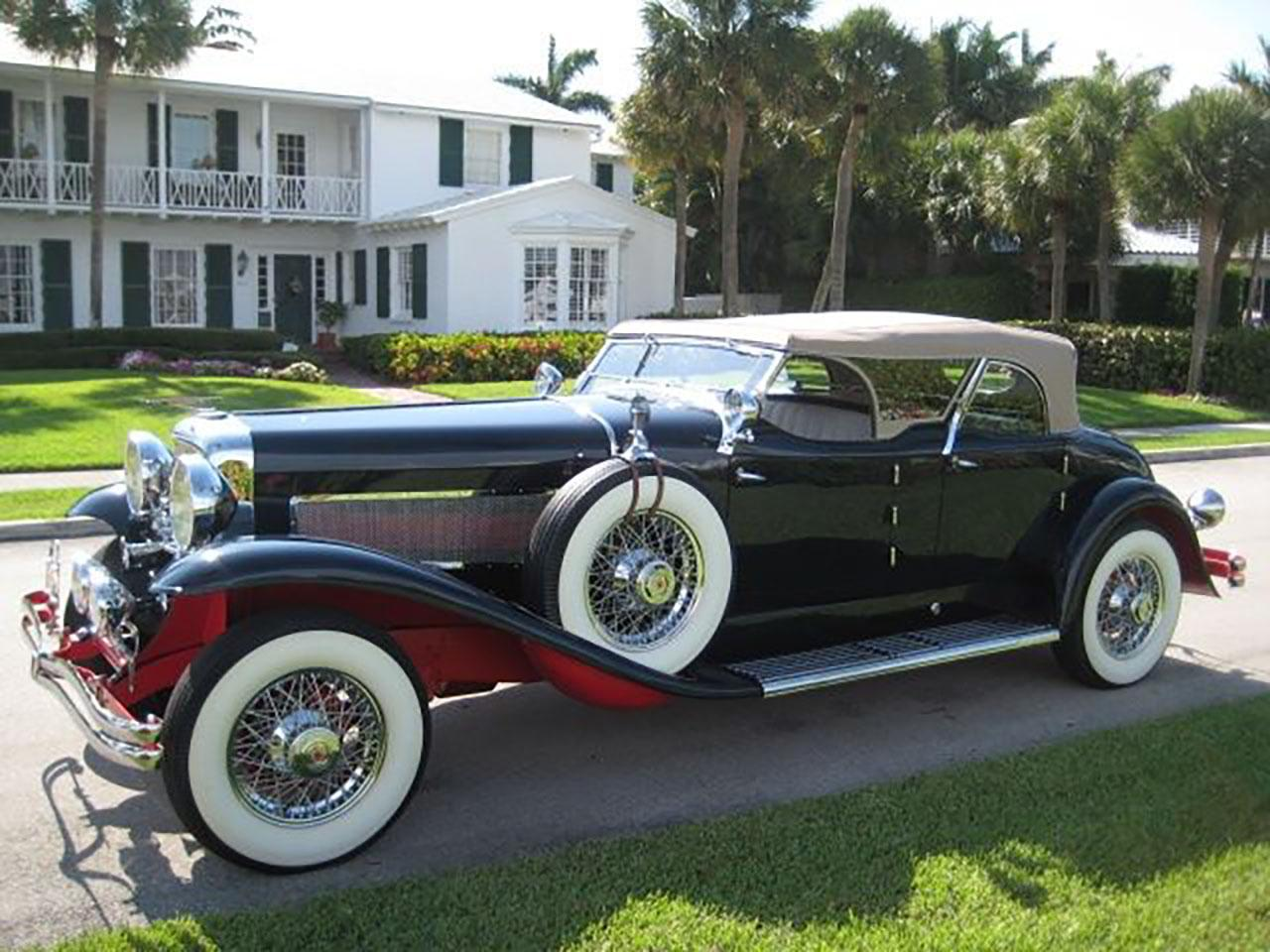 """""""This is the car that we're going to be doing. The Phaeton dual cab."""""""