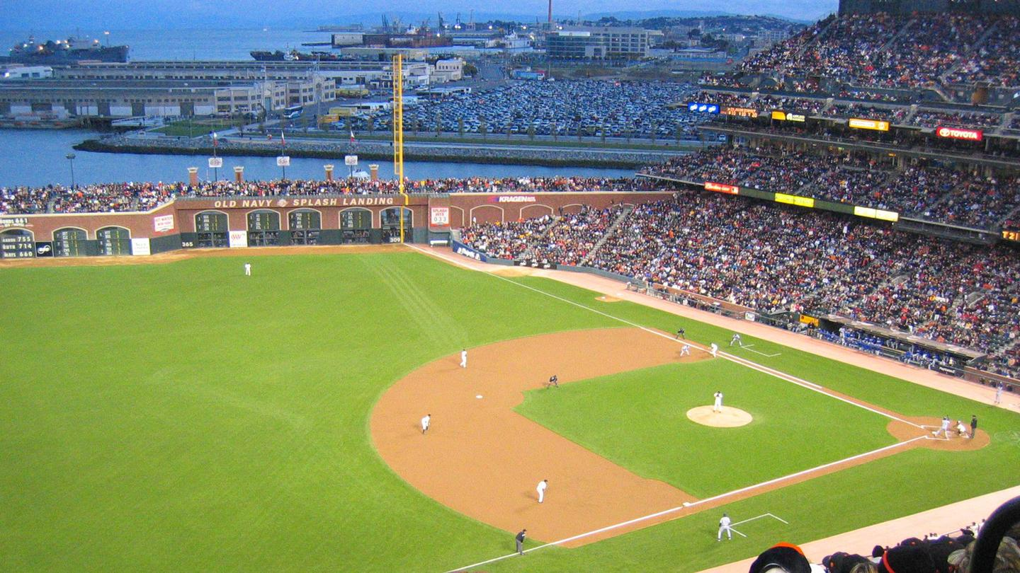 AT&T Park, the home of the San Francisco Giants, is the latest to have the iBeacon technology installed with the aim of creating better-connected spectator experience (Photo: Shutterstock)
