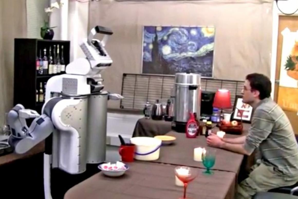 Cornell researchers have developed a robot that follows spoken instructions to learn new tasks