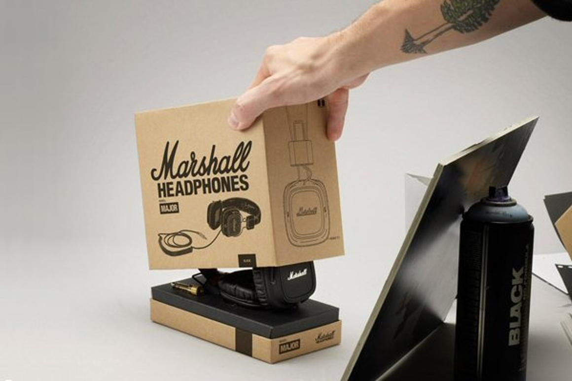 Marshall is getting ready to unleash a pair of headphones that promise to deliver music the way it's meant to be heard