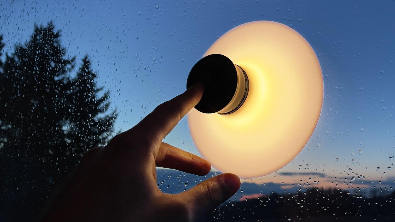 The Neozoon lamp is presently on Kickstarter