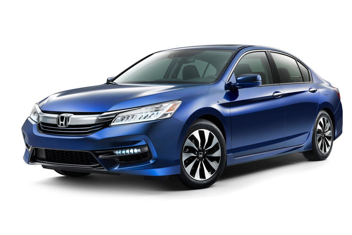 Honda's new Accord Hybrid
