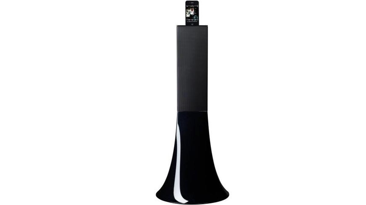 Parrot's new Zikmu Solo is a single-speaker, 2.1 audio system