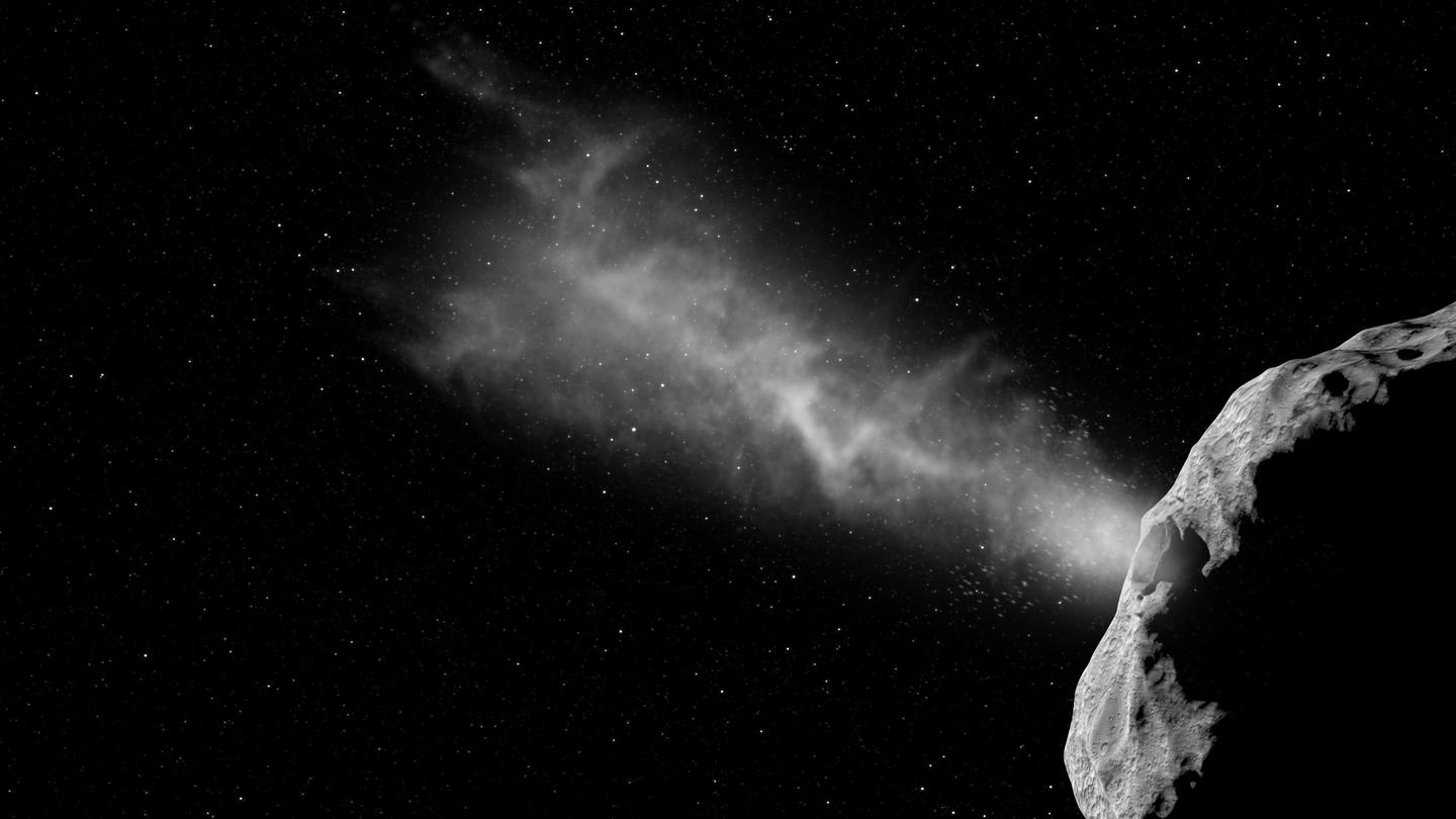NASA's DART spacecraft is due to collide with the smaller body of the Didymos binary asteroid system in October 2022