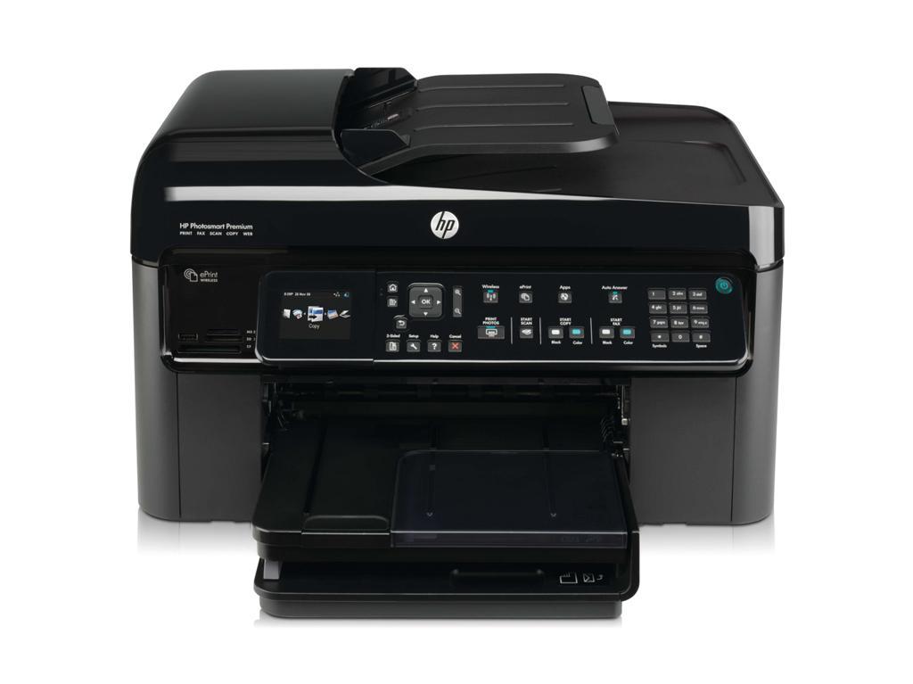 The HP Photosmart Premium Fax e-All-in-One