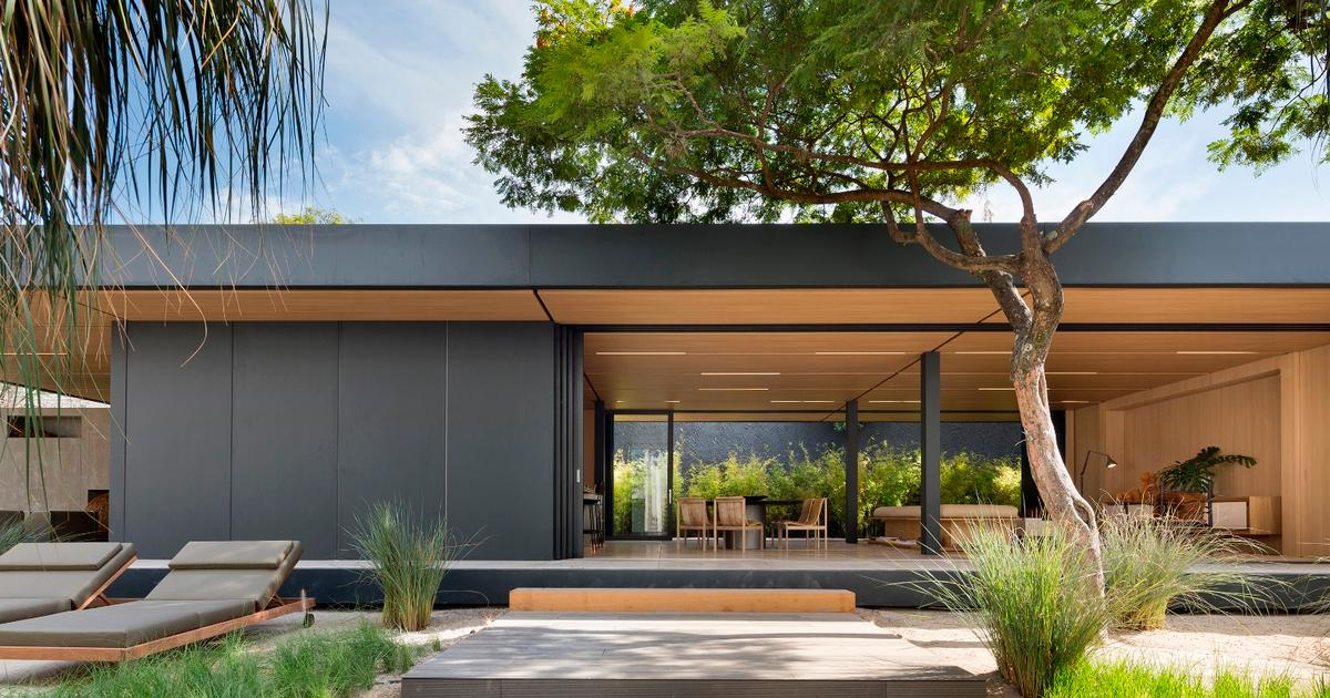 Sustainable flatpack SysHaus pops up in less than a month