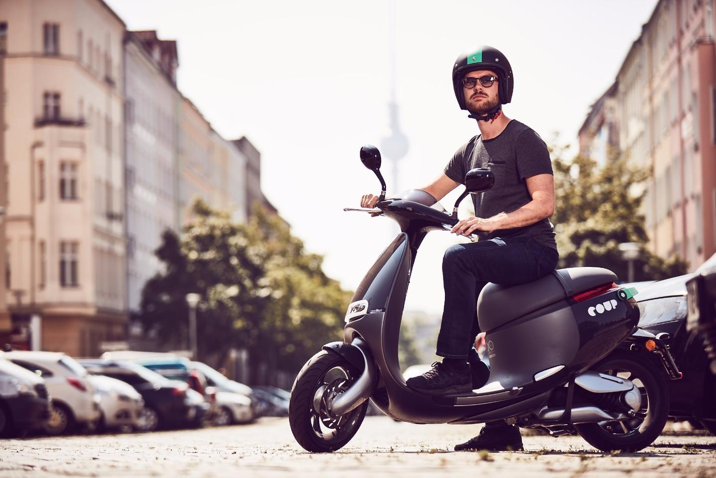 With Coup's electric scooter rental plan, moving around Paris' congested center becomes simple and fairly affordable