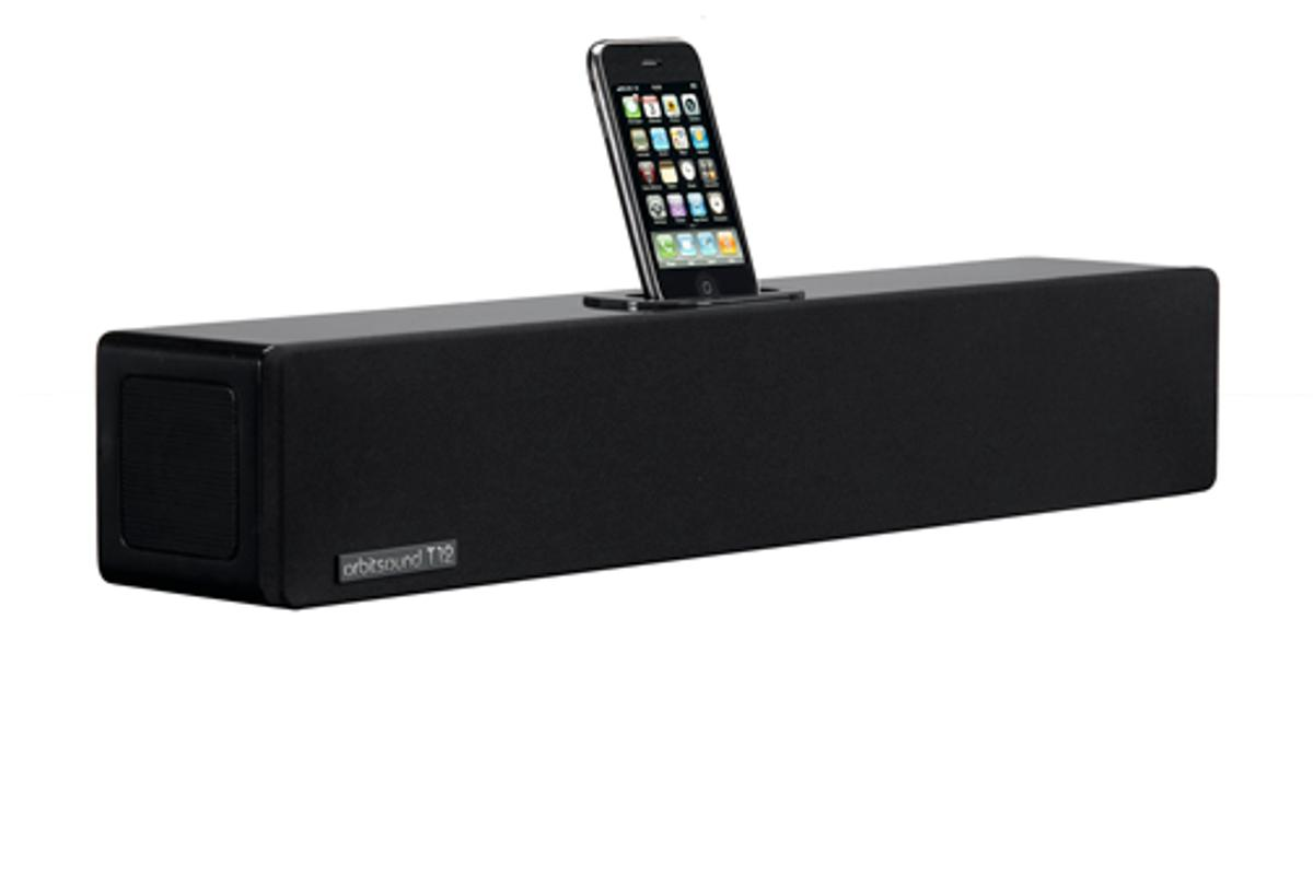The Orbitsound T12 Soundbar speaker system