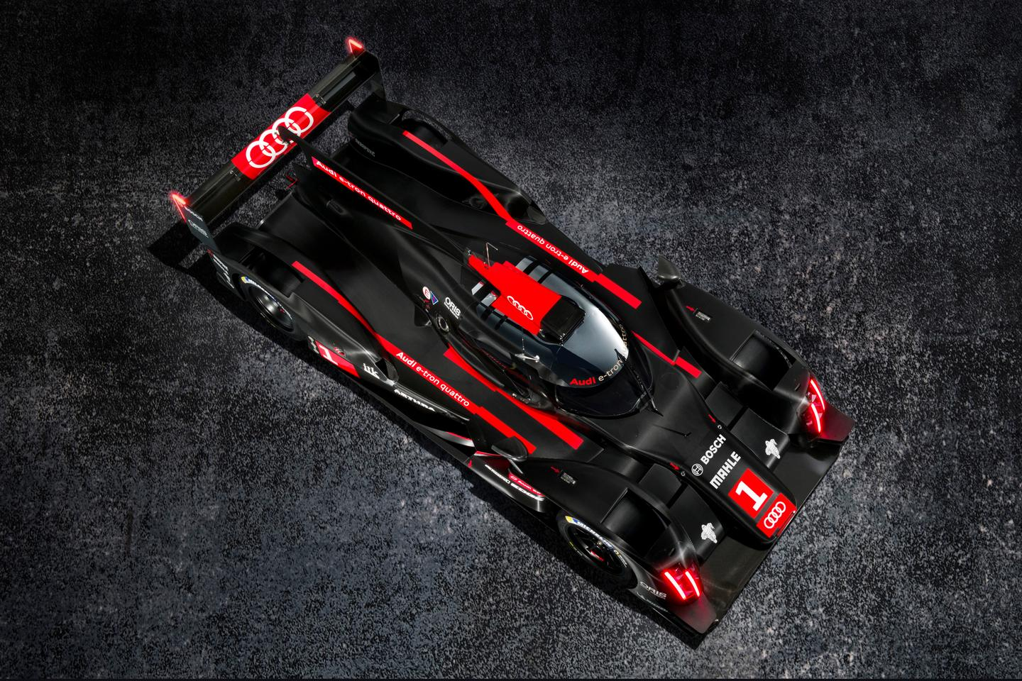 Until this year rules set by the FIA allowed Audi to engage its AWD system only above 75 mph (120 km/h) in a race, for 2014 the rule has been removed