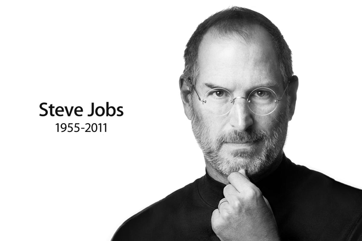 """Apple has lost a visionary and creative genius, and the world has lost an amazing human being."""