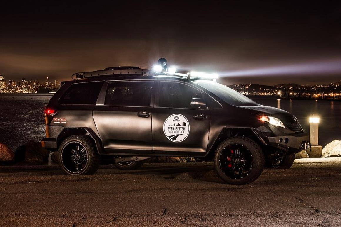 The 10 wildest off-road vehicles of 2015
