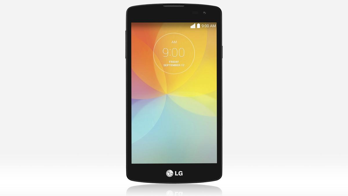 LG's F60 is a low-end, LTE-packing smartphone