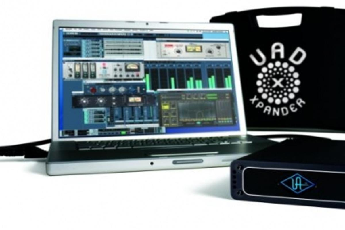 The UAD-Xpander