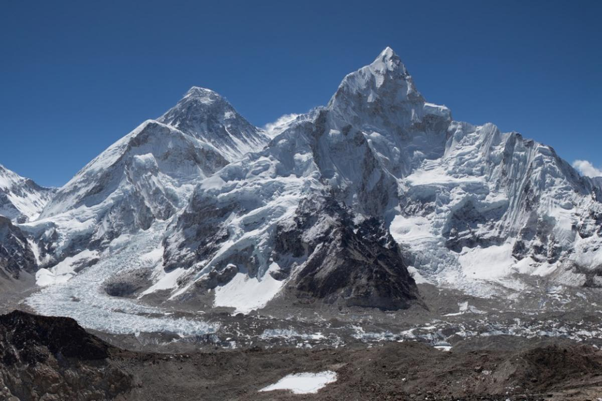 Recently declassified USspy satellite images revealHimalayan glaciers have been melting at an accelerating rate